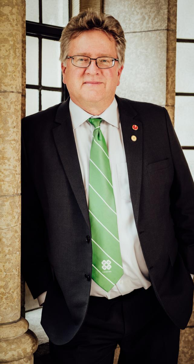 Senator Rob Black, Photo Credit: The Senate of Canada