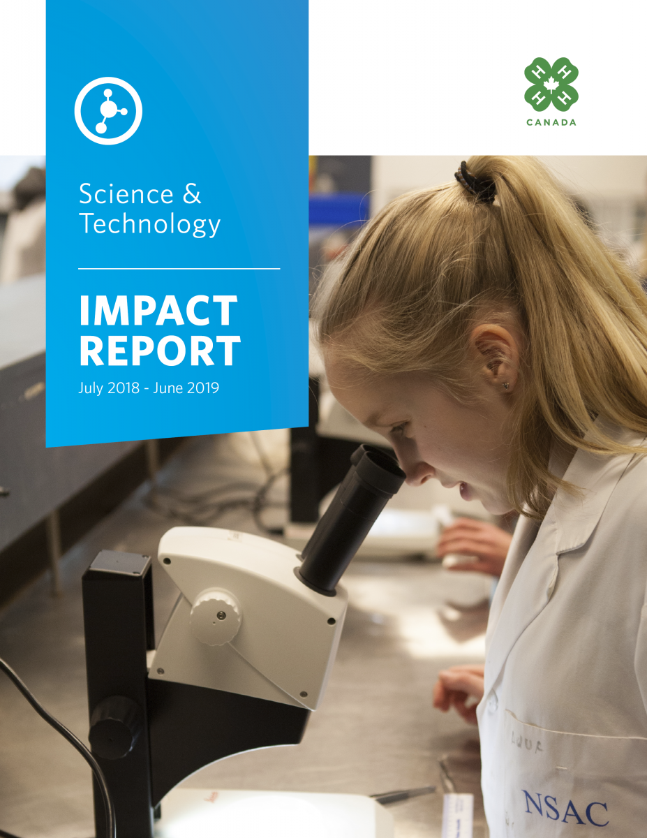 Science & Technology Impact Report 2018-2019
